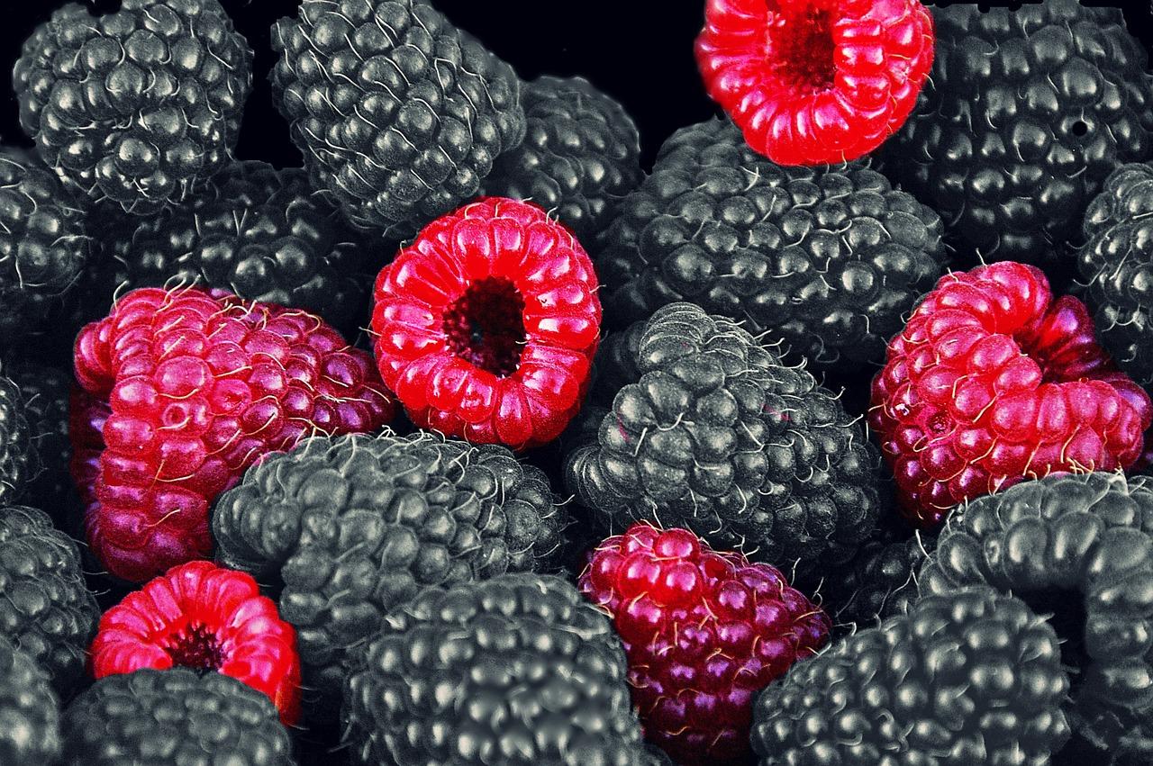raspberries-612485_1280