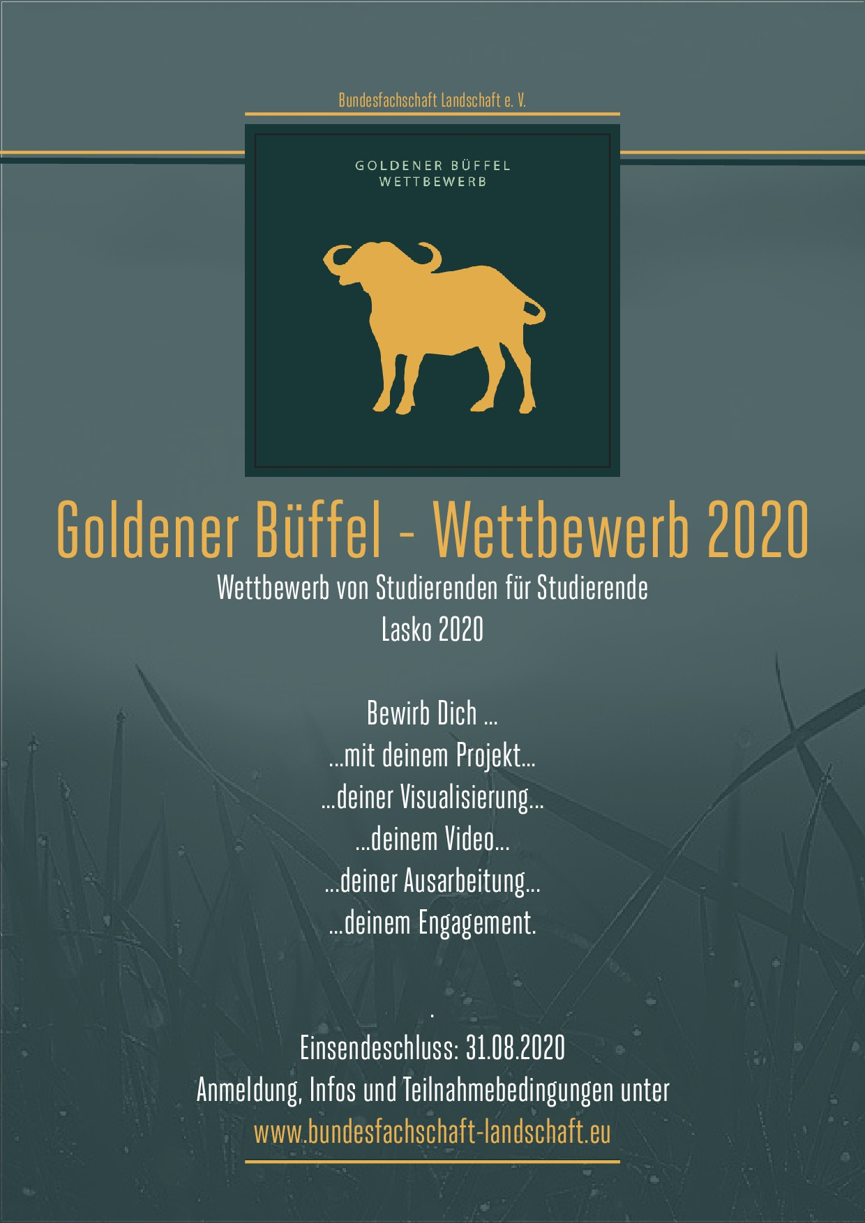 Flyer_GoldenerBueffel2020
