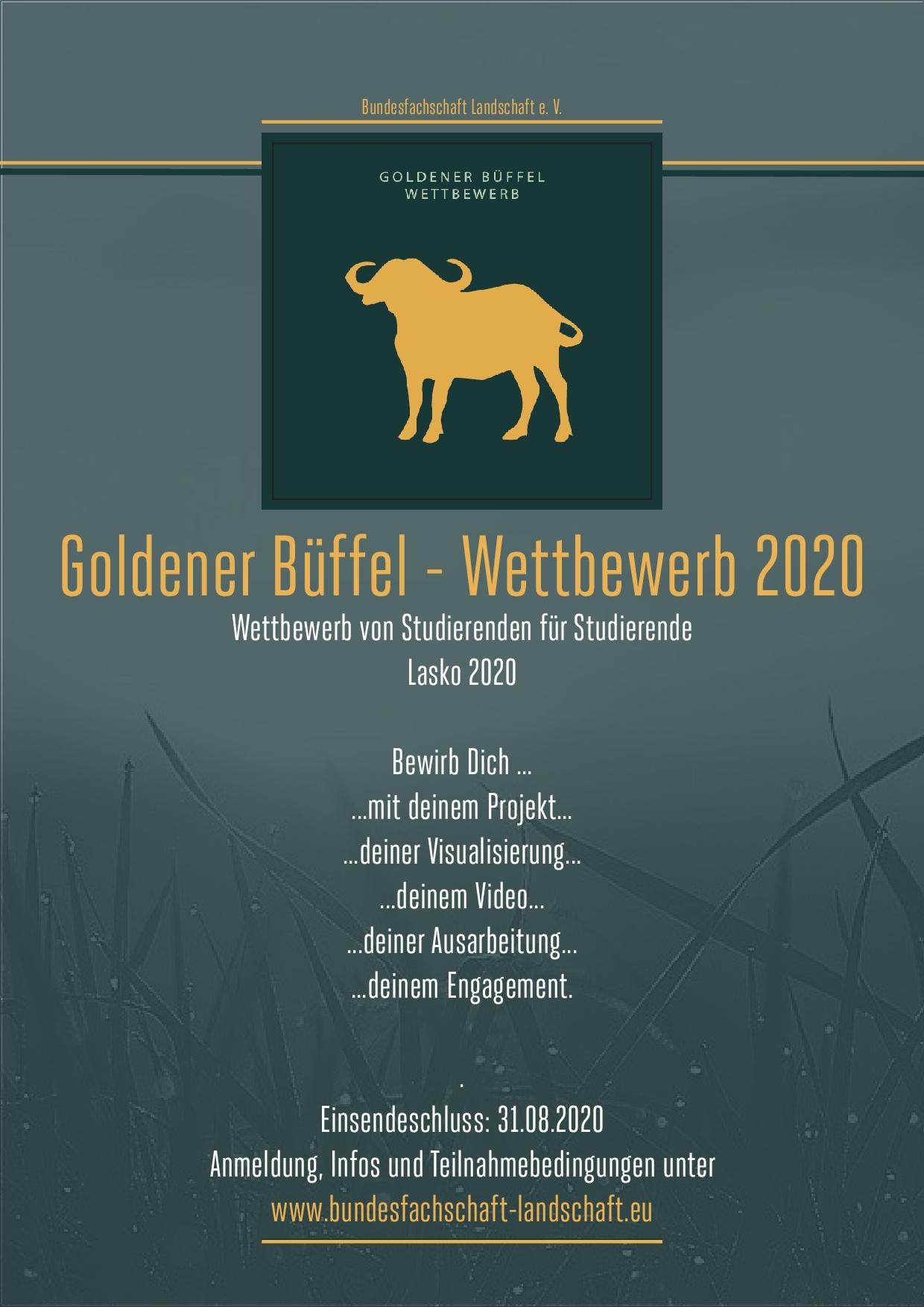 Flyer_GoldenerBueffel2020